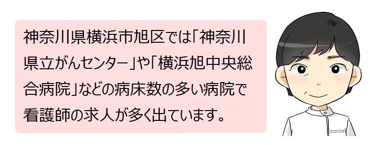 横浜市旭区(神奈川県)の看護師採用情報